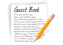 Guest Book boquete hostal lodging